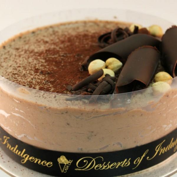 Bacio Dream gelato cakes
