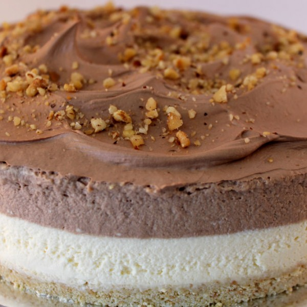 Bacio Cheese Cake