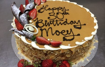 Birthdays are a regular occurrence for us all, and we are proud to provide a wide range of birthday cakes in Marrickville to help you celebrate. With flavours, shapes and sizes available to suit every occasion big or small, leave your birthday cake needs to the expert pastry chefs at Casa Del. POPULAR CHOICES Mud […]