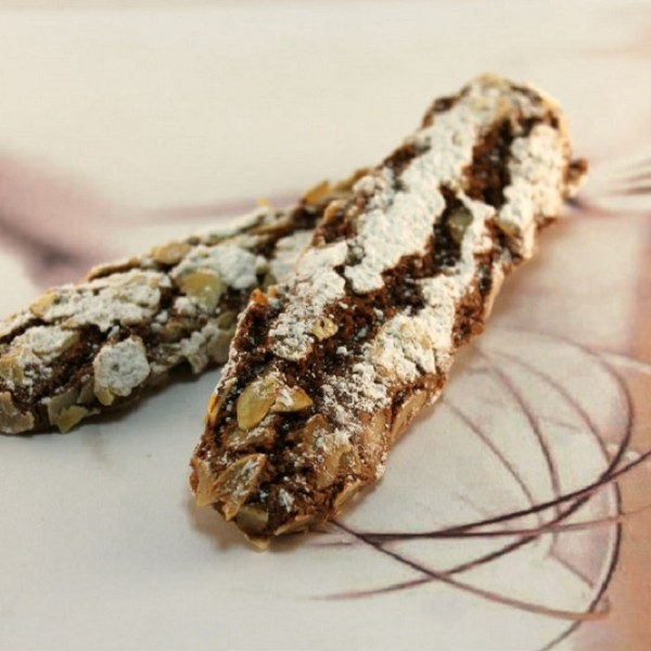 Almond Coffee Biscotti