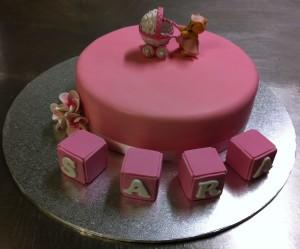 C10 - Stroller Cake