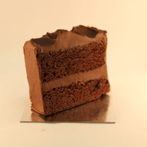 Jamaican Mud Slice Cupcakes & Cake Slices