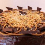 Casa Del Snickers Cheese Cake