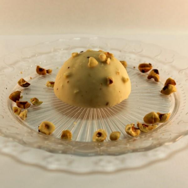 Super Hazelnut Gelato Dessert