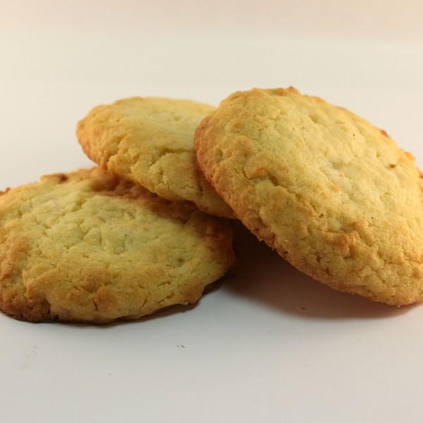 White Chocolate Macadamia Cookie