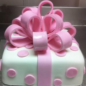 K21 - Gift Box Cake