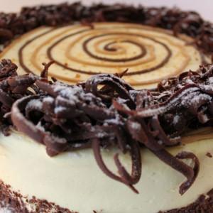 Banoffee Torte