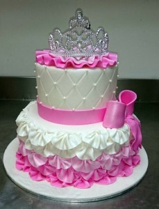 C8 – Princess Quilted Cake