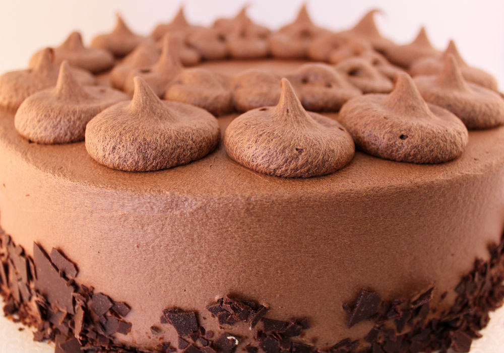Chocolate cakes Sydney - Chocolate fudge