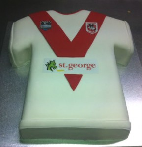 N20 - St George Jersey Cake