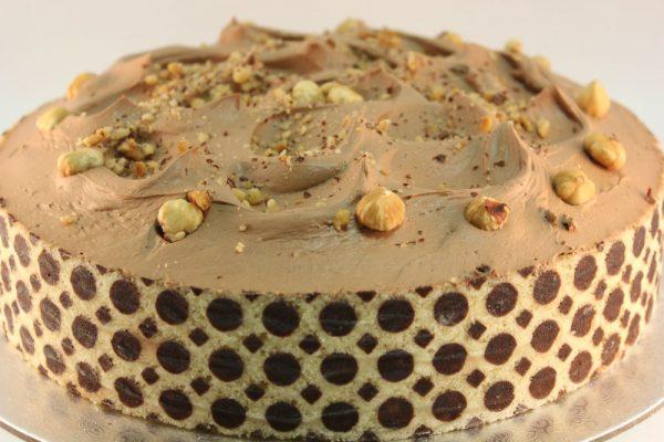 Chocolate & Hazelnut Mousse (Nocciola)