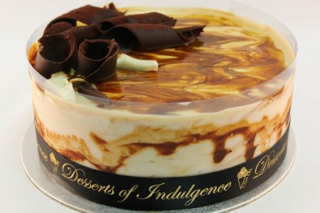 Pannacotta Gelato Cake