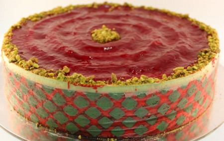 """The ultimate treat for Casa Del cake lovers! Each month we will be offering a new mouth-watering cake for our customers to enjoy. For the month of March, we are featuring our decadent pistachio mousse cake. Did you know that pistachios are known as the """"smiling nut"""" in Iran, and as the """"happy nut"""" in […]"""