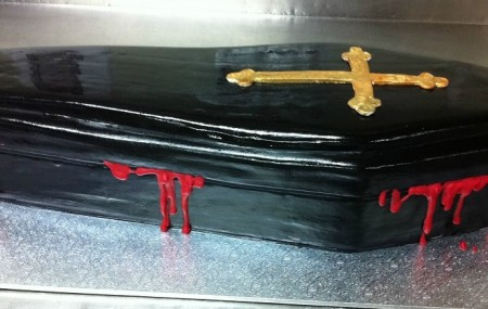 Friday the 13th has long been regarded as a day of bad luck. BUT consider yourselves lucky this Friday, you're in for a treat! Scream over Casa Del's unique novelty cakes. Whether it be something gruesome like red eyeballs or cute like black cats & witches, we can make any cake in any size or shape. Bring […]
