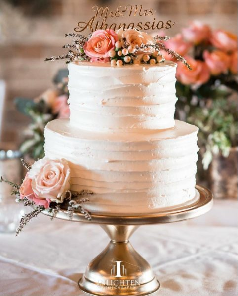 Casa Del Cakes Vintage Wedding Cakes Best Dessert Sydney
