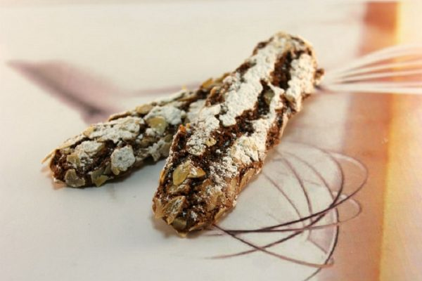Almond Coffee Biscotti