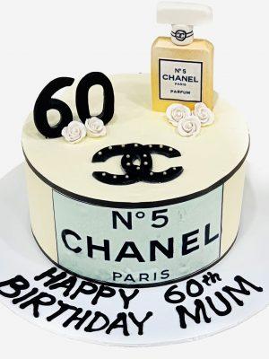 b10 chanel cake
