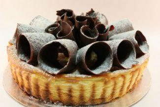 Baked Ricotta Cheesecake Sydney