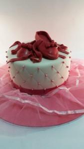 K22 - Ballerina Cake