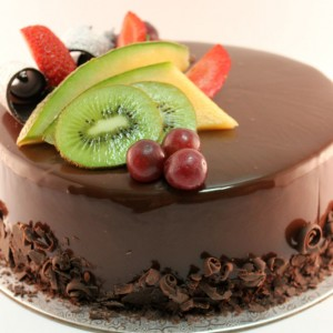 Brazilian Tango Gelato Cake