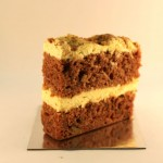 Carrot & Walnut Slice