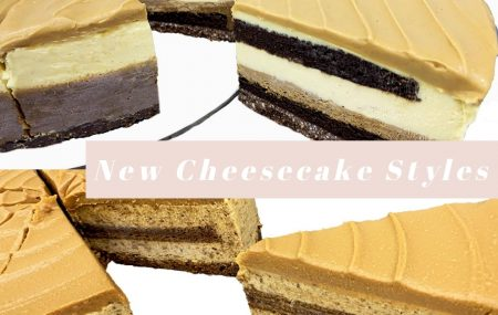 Brought to you, our NEW Exclusive Cheesecake Range Have you tried our 'Peanut Butter New York Style' & 'Sticky Date Butterscotch' Cheesecakes?? Delicious and smooth..Peanut Butter & Butterscotch texture..will have you wanting more.  Our most popular indulging baked dessert. Many of you desire that glimpse of a traditional, gourmet cheesecake that you and your family can indulge […]