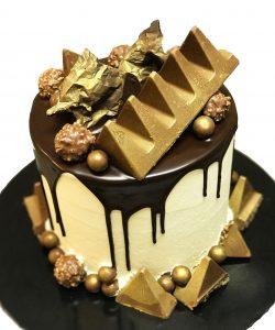 ferrero rochur cake