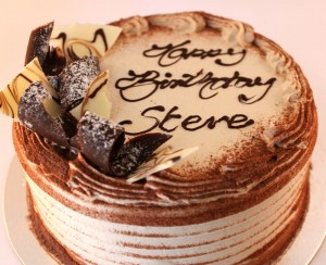 B3 – Happy Birthday Tiramisu Cakes Sydney