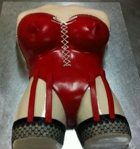 N28 - Corset Cake