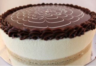 Marble Chocolate Cheese Cake