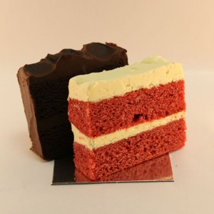 Mixed Cake Slices