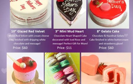 Mum should be enjoying the finer things in life on her special day. Our range of delicious Mothers day desserts may not be as sweet as her, but they sure will brighten her day! Order online today & spoil your mum this Mothers Day! Our Mothers Day Range Includes: Our biggest selling Mothers Day dessert […]