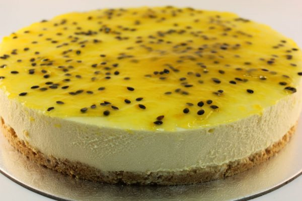 Passionfruit Cheese Cake