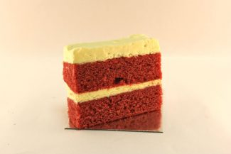Red Velvet Cake Slices