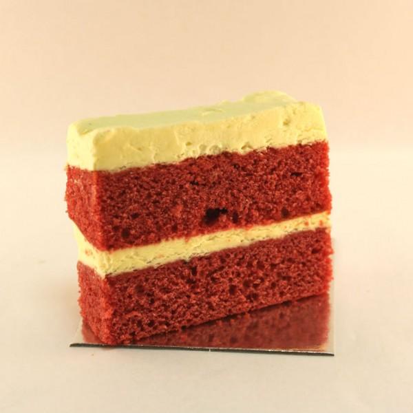 Red Velvet Cake Slices