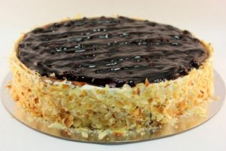 San Jose Blueberry Cheese Cake